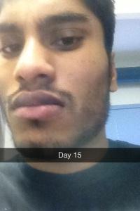 Movember 2013: Day 15