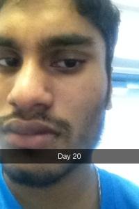 Movember 2013: Day 20