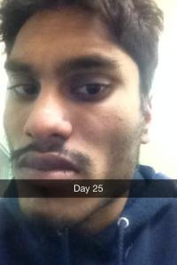 Movember 2013: Day 25