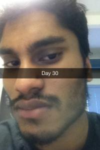 Movember 2013: Day 30